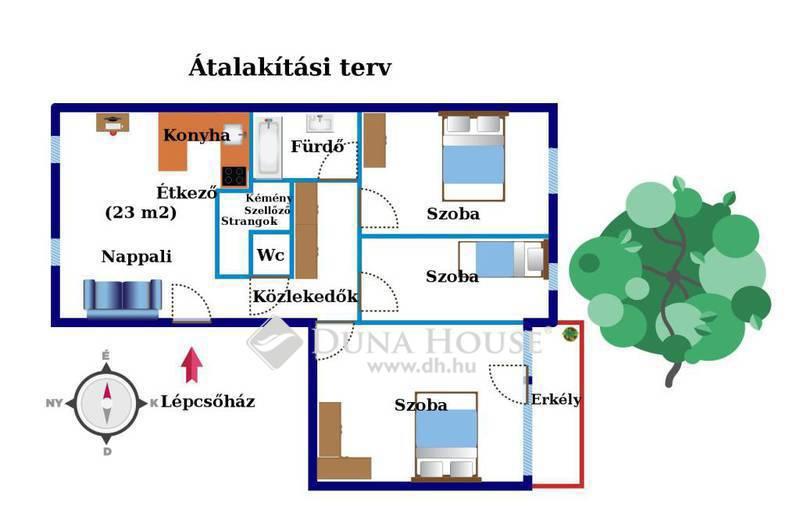 Eladó Lakás, Budapest, 16 kerület, Olga utca