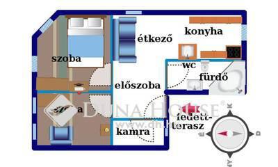 Eladó Ház, Budapest, 19 kerület, Óvárosban iskola, óvoda, Aldi közelében