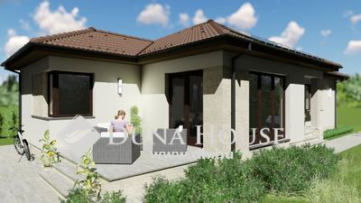 Eladó Ház, Bács-Kiskun megye, Jakabszállás, Jakabszálláson új építésű ház 642 nm telken