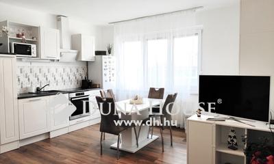 Eladó Lakás, Győr-Moson-Sopron megye, Győr, Szigetben felújított 2 szobás tégla lakás eladó!