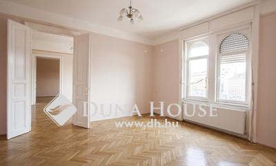 Eladó Lakás, Budapest, 7 kerület, 3 szobás + étkező-konyhás, felújított, napfényes