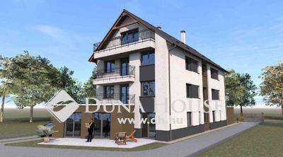 Dunakeszi kertvárosában 6 lakásos társasház