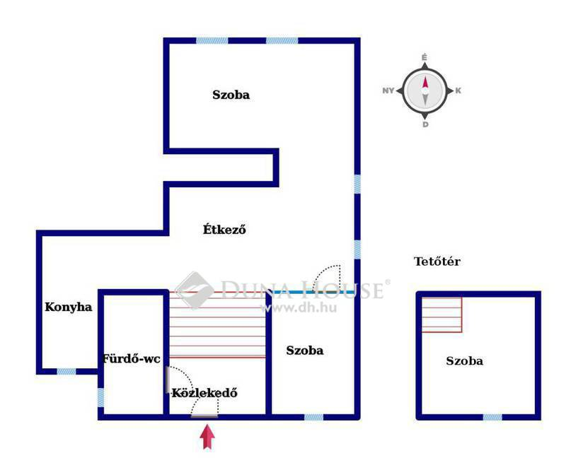 Eladó Ház, Baranya megye, Pécs, Rácvárosi út