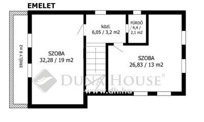Eladó Ház, Pest megye, Göd, Felső-Göd