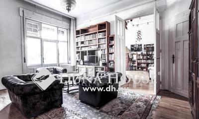Eladó Lakás, Budapest, 13 kerület, 2 erkélyes, nagypolgári, Újlipótváros szívében