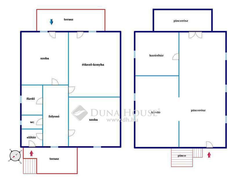 Eladó Ház, Hajdú-Bihar megye, Debrecen, Szabadságtelep