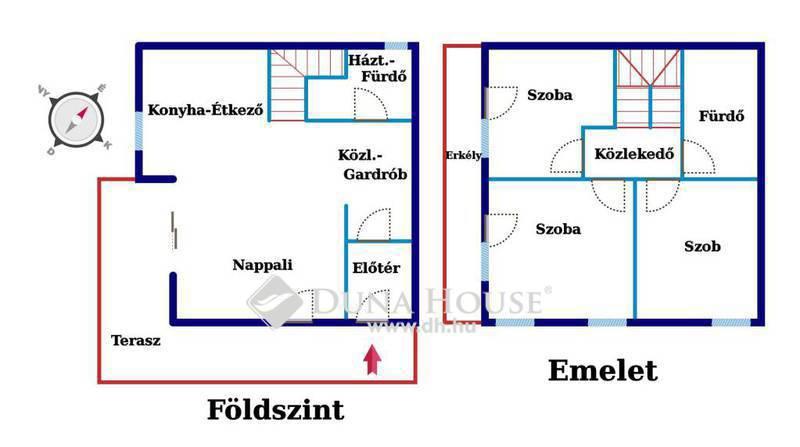 Eladó Ház, Somogy megye, Siófok, Új építés-Garázs-Megújuló energia-Zsák utca!