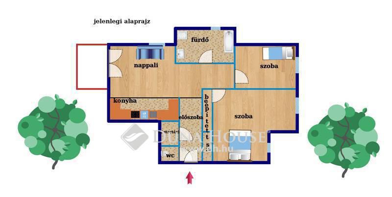 Eladó Lakás, Budapest, 16 kerület, EURÓPA LAKÓKERT