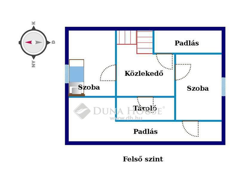Eladó Ház, Zala megye, Hahót, Csendes része