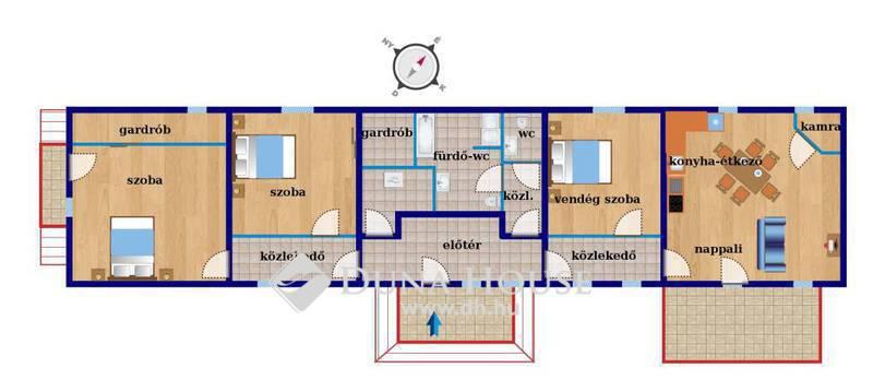 Eladó Ház, Bács-Kiskun megye, Kecskemét, Ladánybenei út