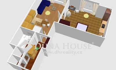 Prodej bytu, Poupětova, Praha 7 Holešovice