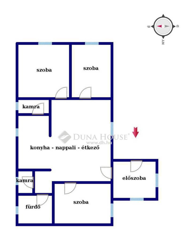 Eladó Ház, Somogy megye, Kercseliget, Petőfi utca