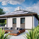 Eladó Ház, Bács-Kiskun megye, Kecskemét, 126 m2-es új-építésű családi ház 5kW napelemmel