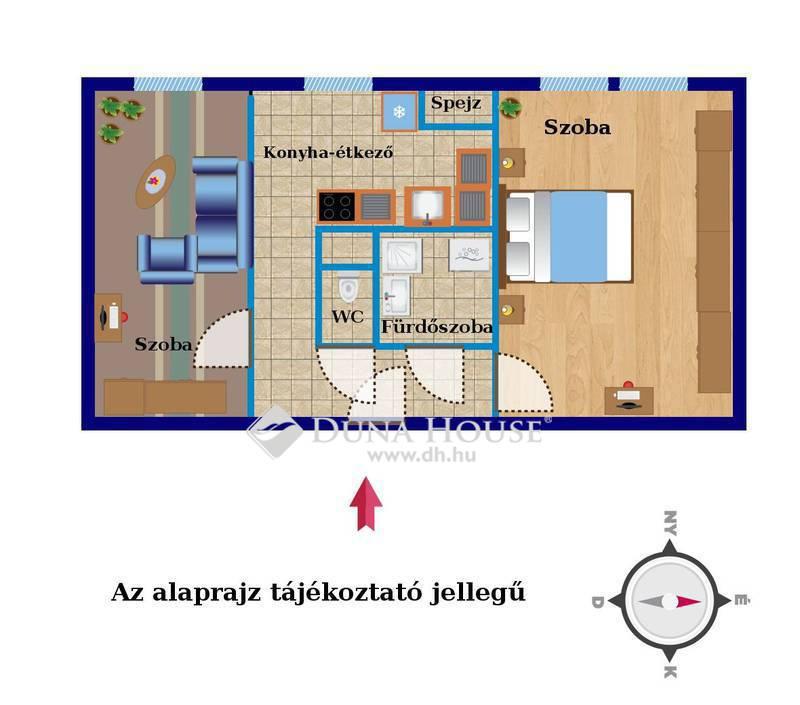 Eladó Lakás, Zala megye, Zalaegerszeg, Keresztury Művelődési központ közelében