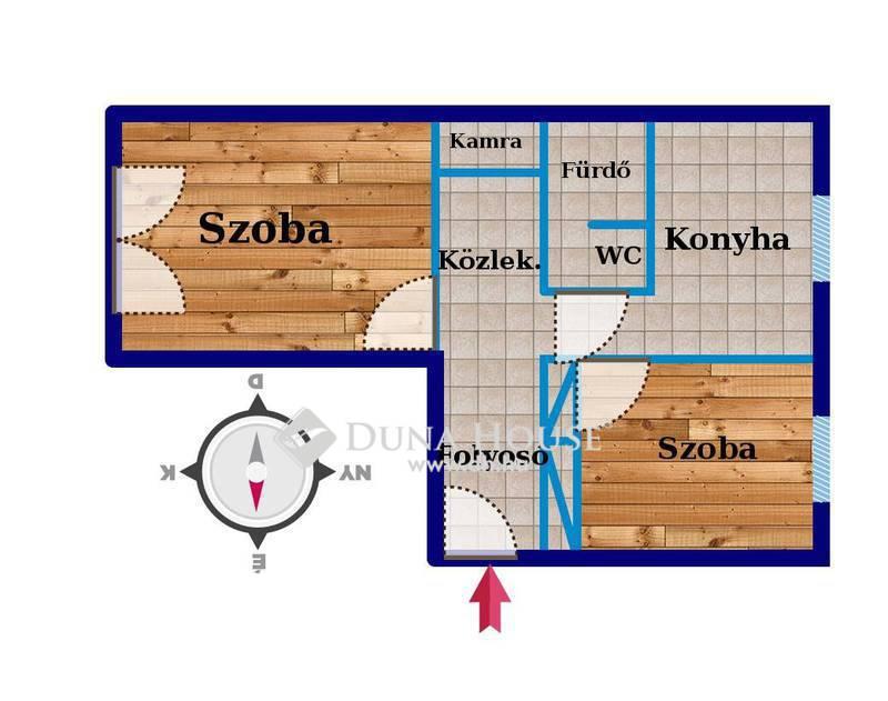 Eladó Lakás, Fejér megye, Székesfehérvár, Királykút lakónegyed lakótelep
