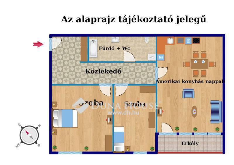 Eladó Lakás, Budapest, 13 kerület, Teve utca