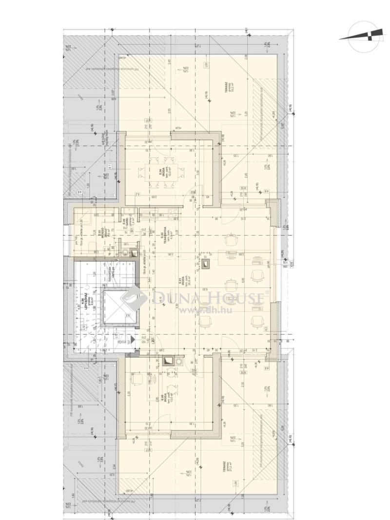 Eladó Lakás, Budapest, 3 kerület, Rómaifürdő új építés 5 lakásos társasház