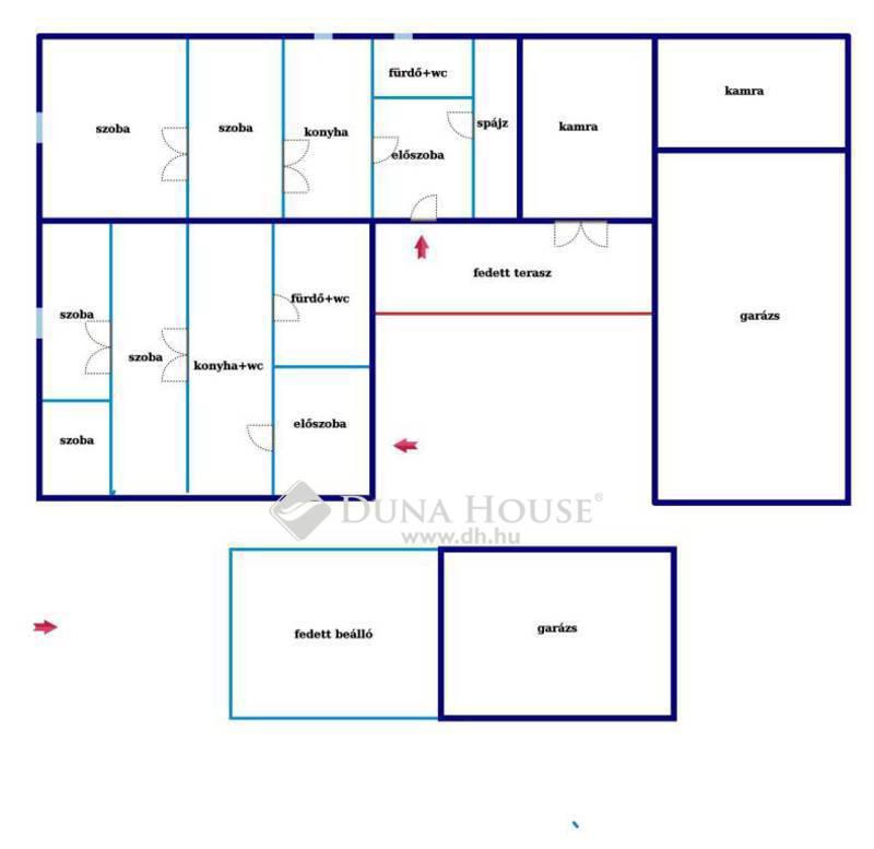 Eladó Ház, Bács-Kiskun megye, Kecskemét, Belvárosban fantasztikus elhelyezkedés