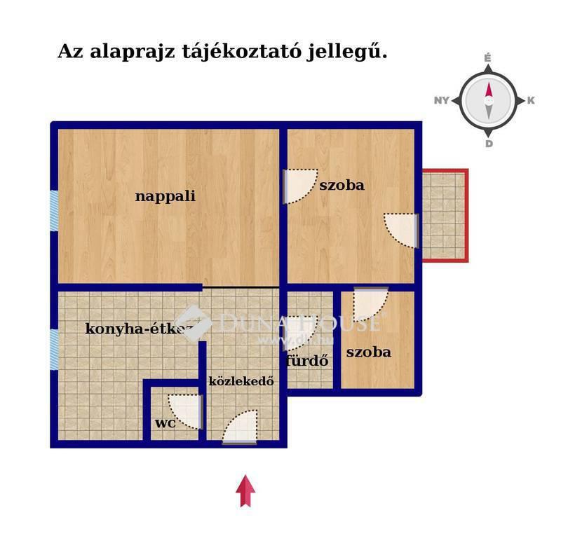Eladó Lakás, Zala megye, Keszthely, Nyugati, frekventált