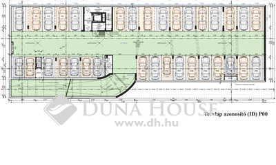 Eladó Garázs, Budapest, 13 kerület, * D-HÁZ - teraszos lakások 2020-as átadással! *