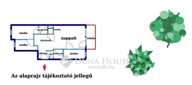 Eladó Lakás, Budapest, 9 kerület, Tóth Kálmán utca