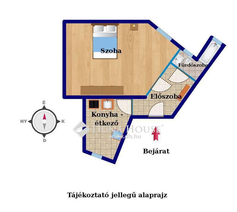 Eladó Lakás, Budapest, 10 kerület, Csendes belső utca