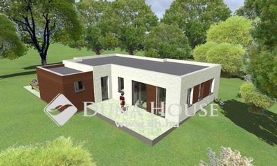 Eladó Ház, Pest megye, Érd, Minimal design, nappali+4 szoba, garázsos, önálló