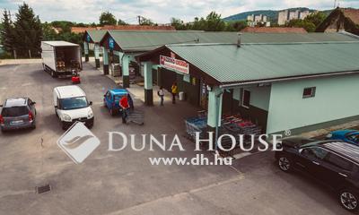 Eladó Ipari ingatlan, Borsod-Abaúj-Zemplén megye, Kazincbarcika, Jó lokációval.