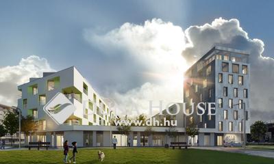 Eladó Lakás, Győr-Moson-Sopron megye, Győr, Belváros Modern Újépítés 2+1 félszobás / 4.emeleti