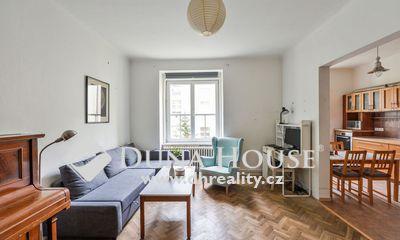 Prodej bytu, Na Václavce, Praha 5 Smíchov