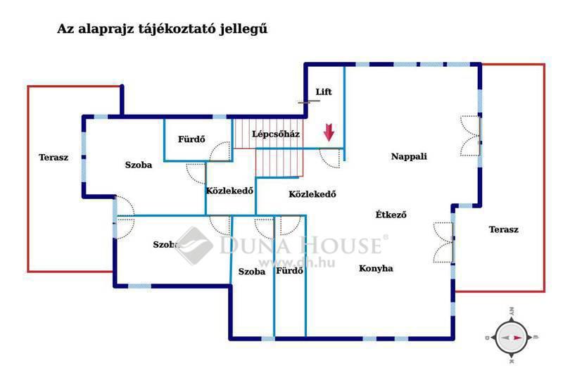 Eladó Lakás, Budapest, 2 kerület, Kurucles