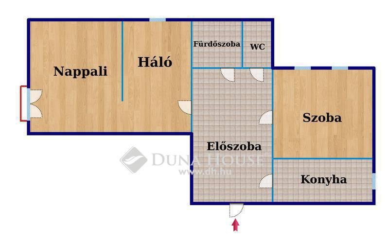 Eladó Lakás, Budapest, 3 kerület, Lukács György utca