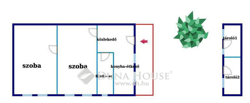Eladó Ház, Budapest, 20 kerület, Mézes utca