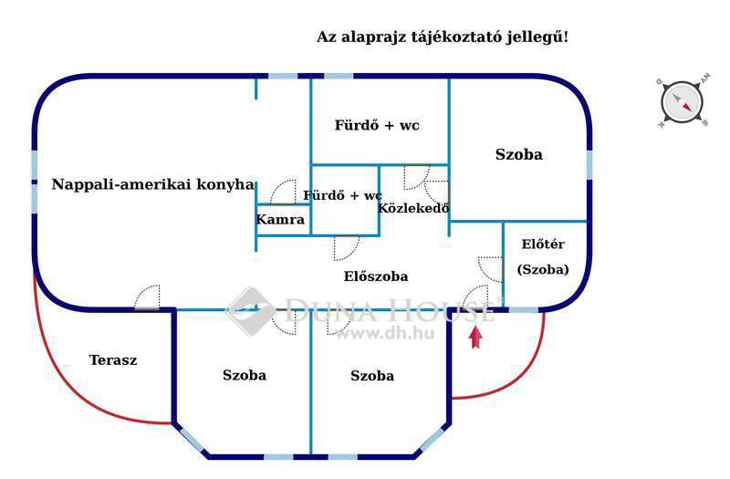 Eladó Ház, Pest megye, Kistarcsa, Fenyvesligeten körbejárható családi ház.