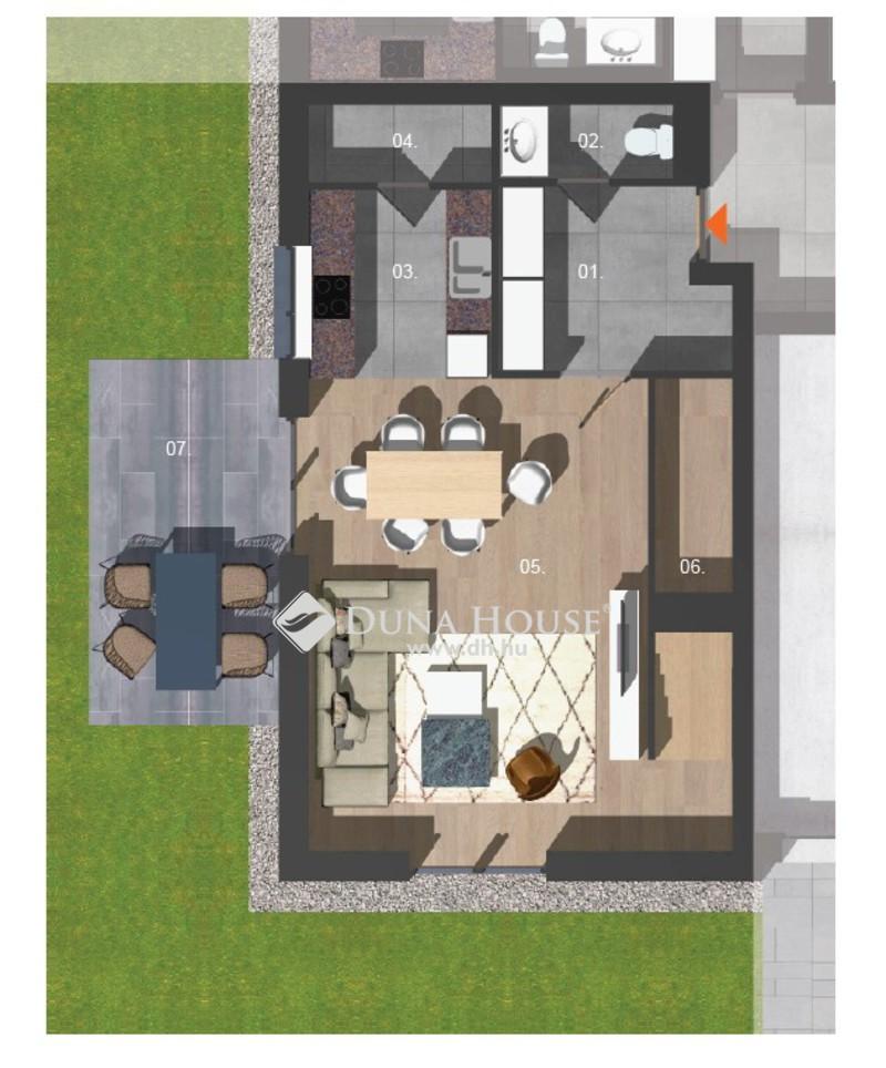 Eladó Lakás, Budapest, 16 kerület, Belső két szintes új lakás, 160 nm saját kerttel