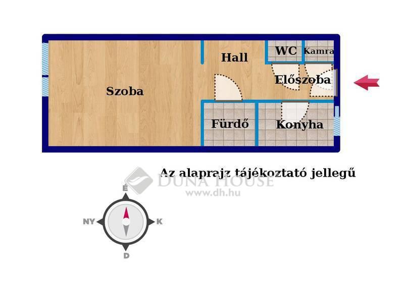 Eladó Lakás, Budapest, 14 kerület, Újvilág utca