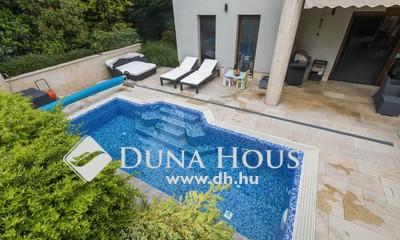Eladó Ház, Budapest, 11 kerület, Sashegyen luxus, medencés családi ház
