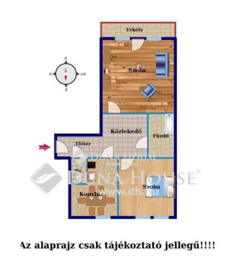 Eladó Lakás, Budapest, 20 kerület, Pesterzsébet központja