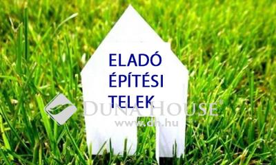 Eladó Telek, Bács-Kiskun megye, Kecskemét, ELADÓ építési telek Kecskeméttől pár percre