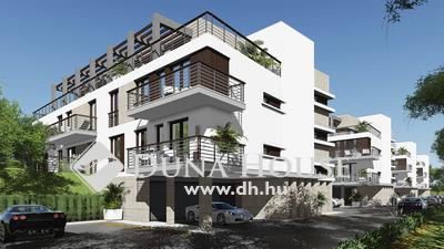 Eladó Lakás, Budapest, 3 kerület, Csillaghegyi strandnál Újépítésű lakás