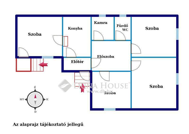 Eladó Ház, Zala megye, Zalalövő, Új építésű városrész közelében
