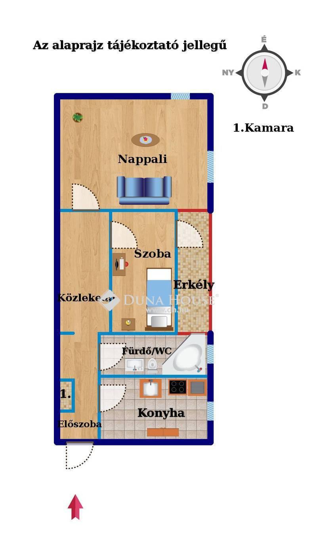 Eladó Lakás, Budapest, 10 kerület, Remek áron, a Köki Terminálhoz közel