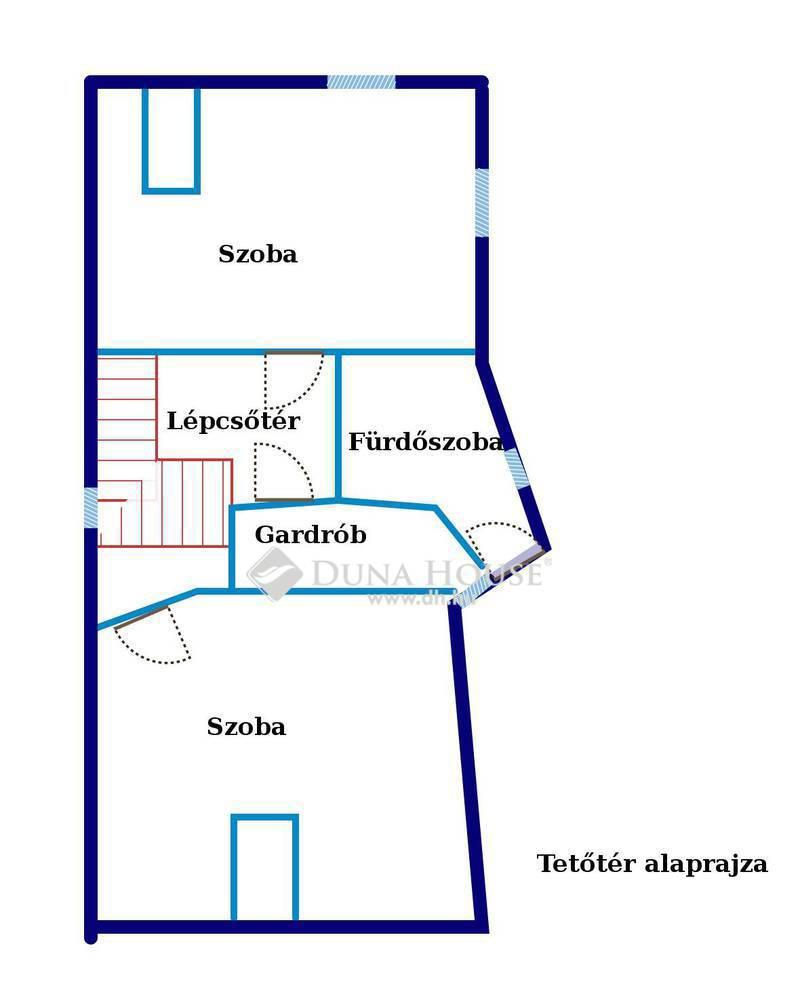 Eladó Ház, Budapest, 16 kerület, XVI. kerület csendes utca, telekáron ház