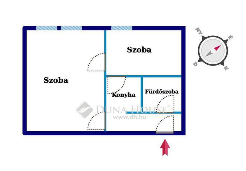 Eladó Lakás, Baranya megye, Pécs, Kerényi Károly utca