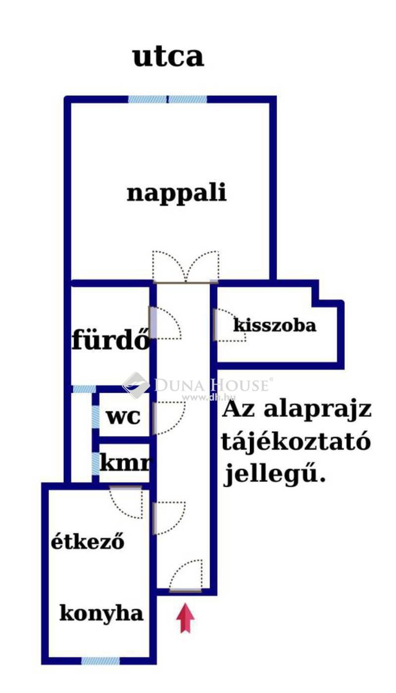Eladó Lakás, Budapest, 13 kerület, Pannónia utca