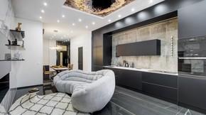 Eladó lakás, Budapest 5. kerület, Zsinagógára panorámás  prémium kategóriás luxus lakás