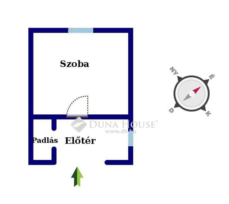 Eladó Ház, Komárom-Esztergom megye, Vérteskethely, Zöldövezet
