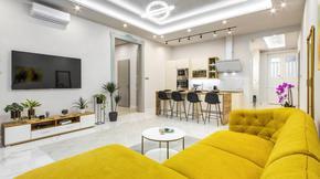 Eladó lakás, Budapest 1. kerület, Design lakás panorámával a Budai Várra