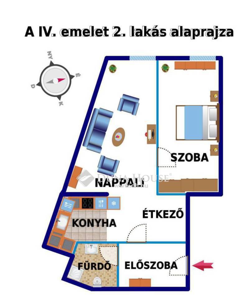 Eladó Lakás, Budapest, 9 kerület, Ferenc krt.