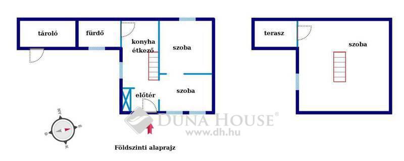 Eladó Ház, Baranya megye, Pécs, Hársfa utca